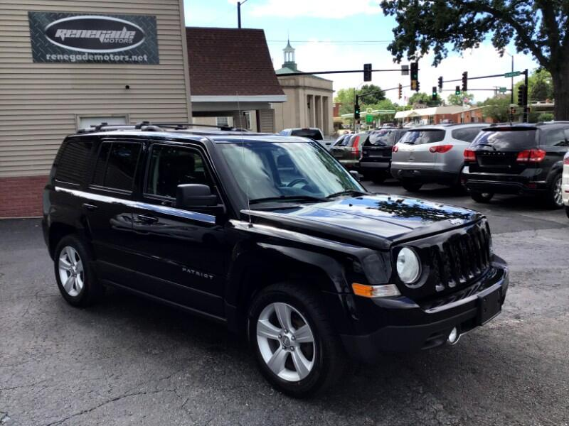 2015 Jeep Patriot Limited 2WD