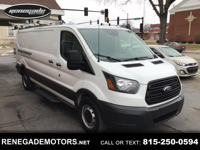 Ford Transit 250 Van Low Roof w/Sliding Pass. 148-in. WB 2018