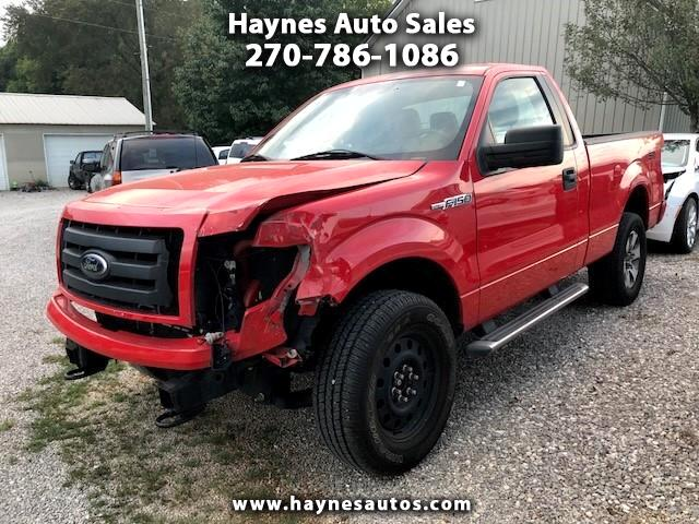 2012 Ford F-150 XLT 6.5-ft. Bed 4WD