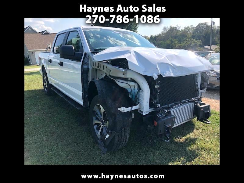 "Ford F-150 4WD SuperCrew 157"" FX4 2019"