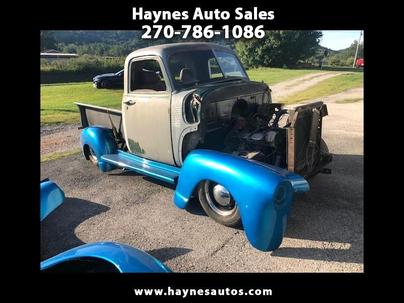 1948 Chevrolet 1/2 Ton Pickups