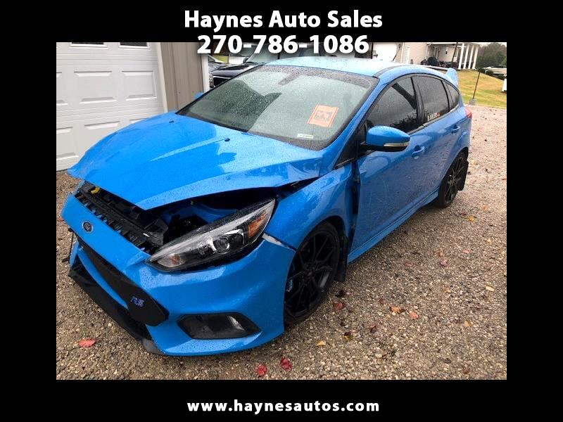 Ford Focus RS Hatch 2016