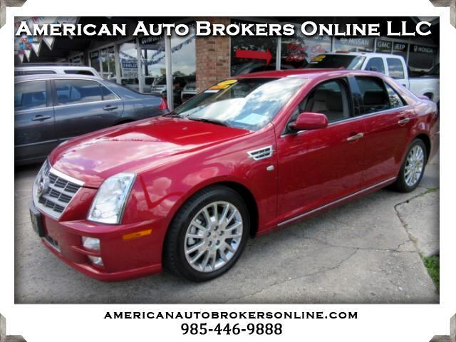 2011 Cadillac STS 4DR V6 LEATHER ONLY 55K MILES CLEAN AUTO CHECK!!!