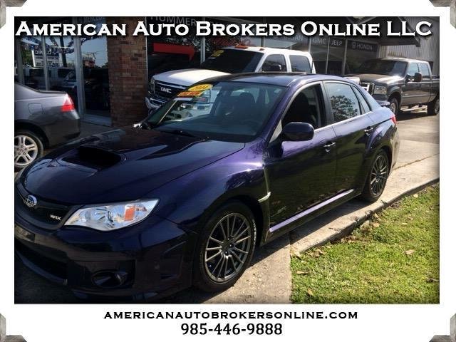 2014 Subaru Impreza WRX 4-DOOR ALLOY RIMS ROOF AWD MANUAL!!!