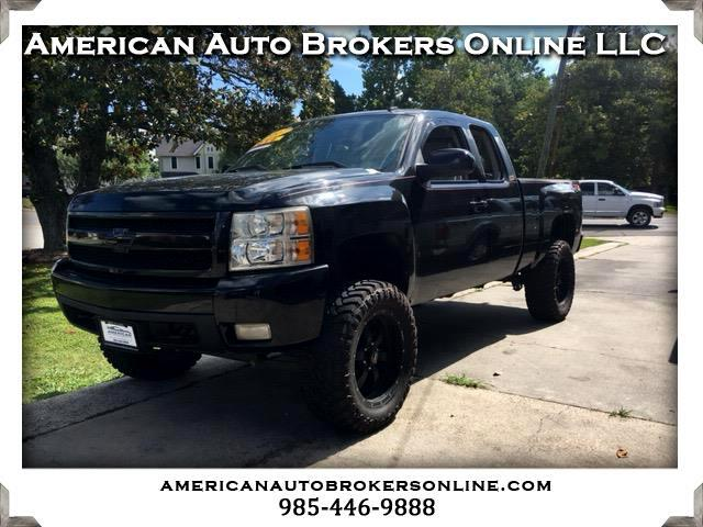 2007 Chevrolet Silverado 1500 EXT CAB 4WD LIFT RIMS TIRES!!!