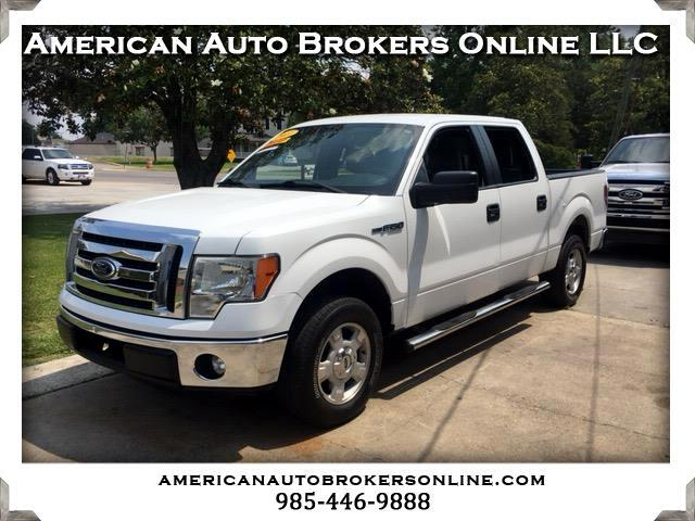 2011 Ford F-150 XLT 2WD SuperCrew 6.5' Box