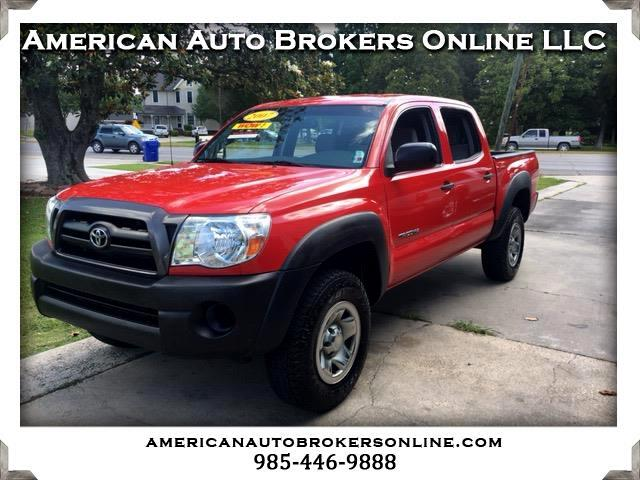 2007 Toyota Tacoma 2WD Double Cab LB V6 AT PreRunner (Natl)