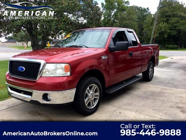 2007 Ford F-150 XLT SuperCab Short Bed 2WD