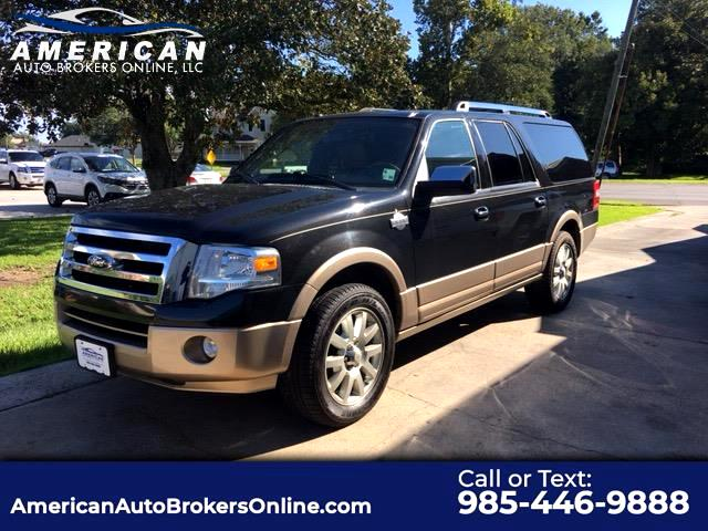 2014 Ford Expedition EL King Ranch 2WD