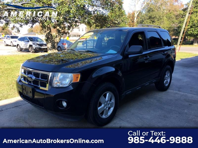 2009 Ford Escape XLT 2WD V6
