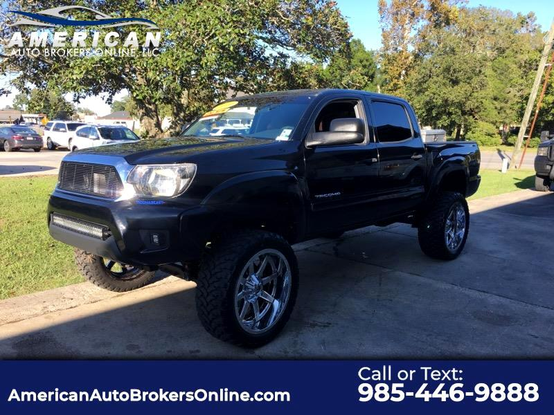 2014 Toyota Tacoma PreRunner Double Cab 2WD