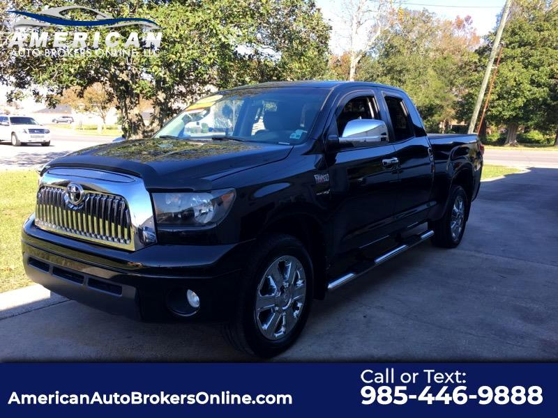 2009 Toyota Tundra SR5 5.7L DOUBLE CAB LEATHER SUPER CLEAN!!!