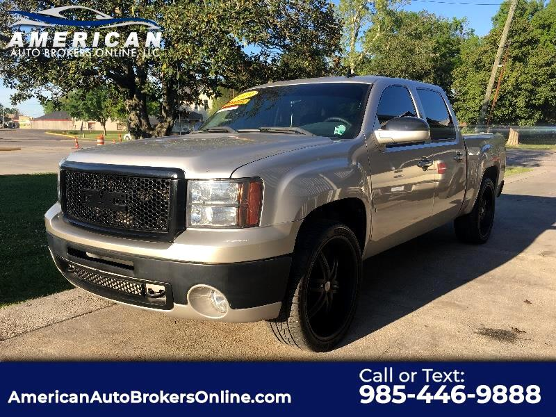 2009 GMC Sierra 1500 CREW CAB 2WD RIMS ONE OWNER CLEAN AUTOCHECK!!!