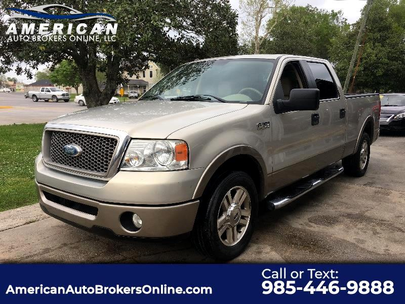 2006 Ford F-150 Lariat SuperCrew 6.5-ft Box 2WD