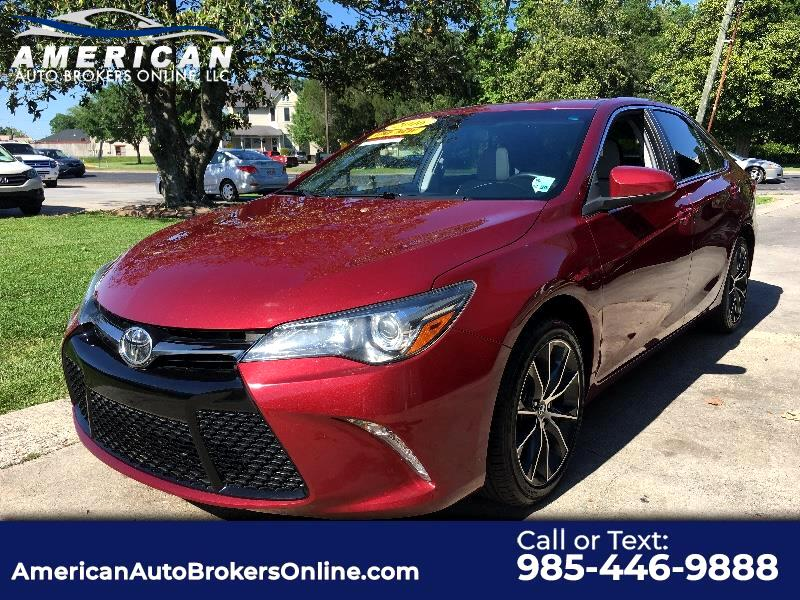 2016 Toyota Camry XLE ROOF CLEAN AUTOCHECK ONE OWNER!!!