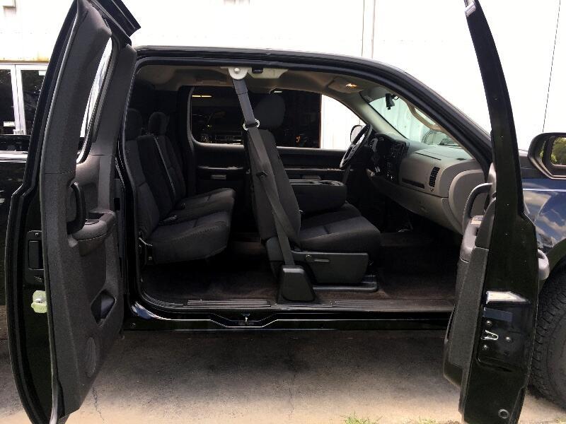 2010 GMC Sierra 1500 SL Ext. Cab 2WD