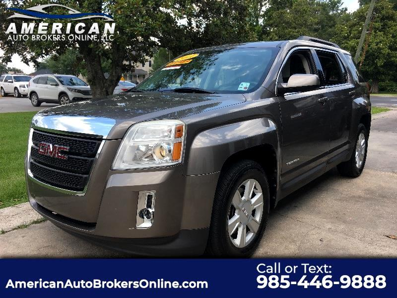 2010 GMC Terrain SLT LEATHER ALLOY RIMS ONE OWNER NO ACCIDENTS!!!