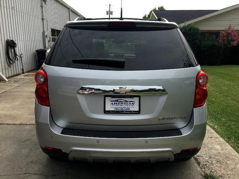 2013 Chevrolet Equinox LTZ 2WD LEATHER ALLOY RIMS CLEAN AUTOCHECK!!!