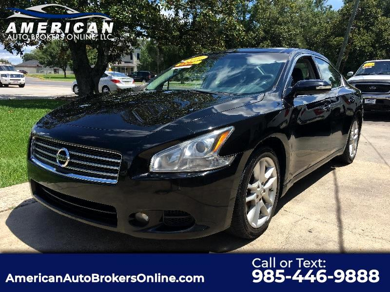 2010 Nissan Maxima SV LEATHER PANO ROOF CLEAN AUTOCHECK!!!