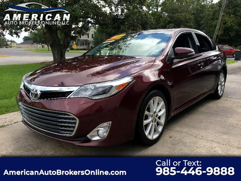 2013 Toyota Avalon LIMITED LEATHER NAV ROOF CLEAN AUTOCHECK!!!