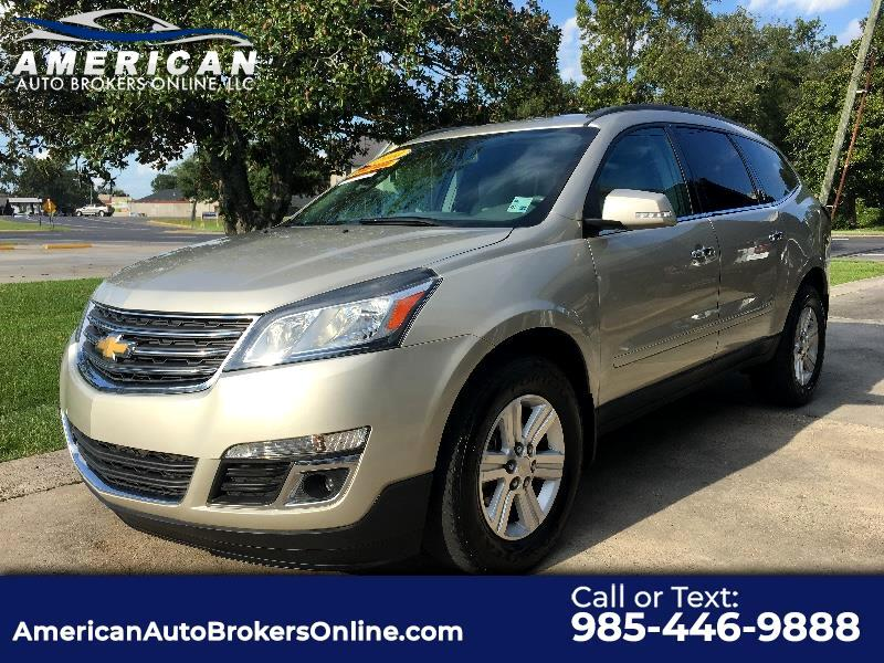 2014 Chevrolet Traverse 2LT FWD CLEAN AUTOCHECK!!! ONLY ONE OWNER!!!