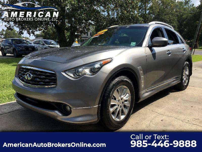 2011 Infiniti FX FX35 2WD CLEAN AUTOCHECK ONLY ONE OWNER!!!