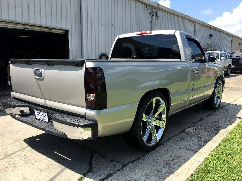 2007 Chevrolet Silverado Classic 1500 LS 2WD ONLY 45K MILES RIMS TIRES CLEAN AUTOCHECK 1