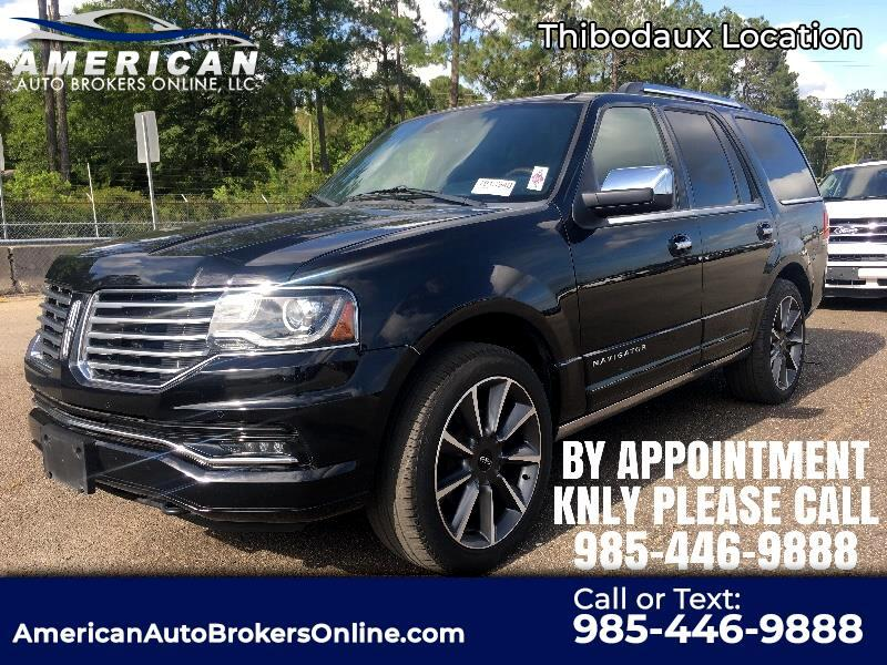 Lincoln Navigator Reserve 4WD 2016