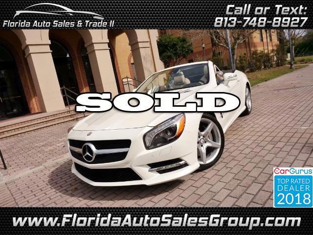 2013 Mercedes-Benz SL-Class SL550R
