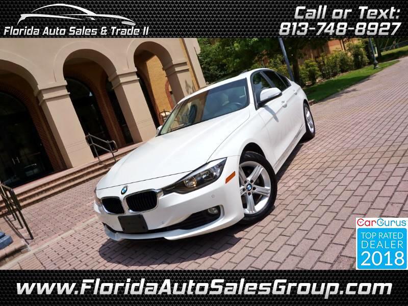 2015 BMW 3-Series 320i Sedan
