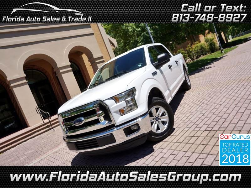 2016 Ford F-150 XLT SuperCrew