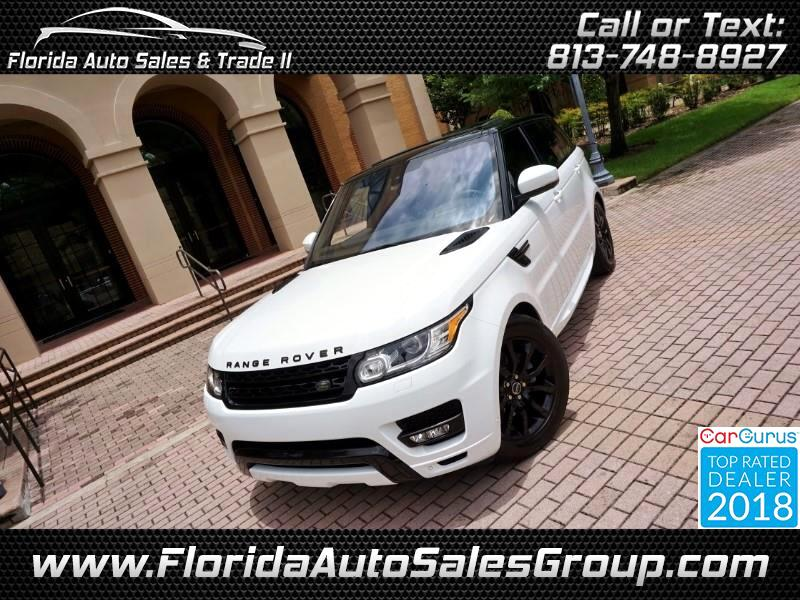2016 Land Rover Range Rover Sport 4WD 4dr HSE Limited Edition