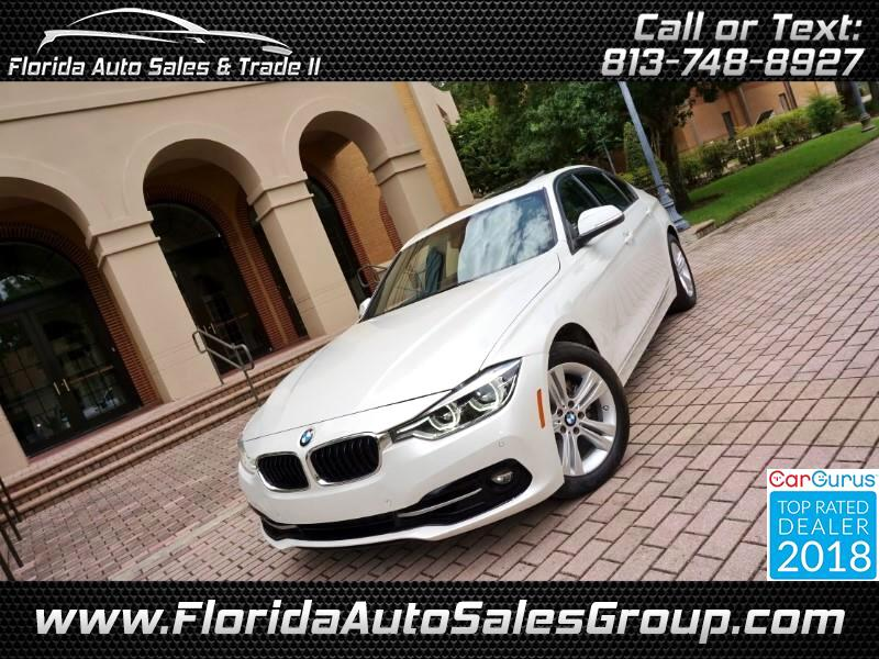 2016 BMW 3-Series 328I Sport Sedan