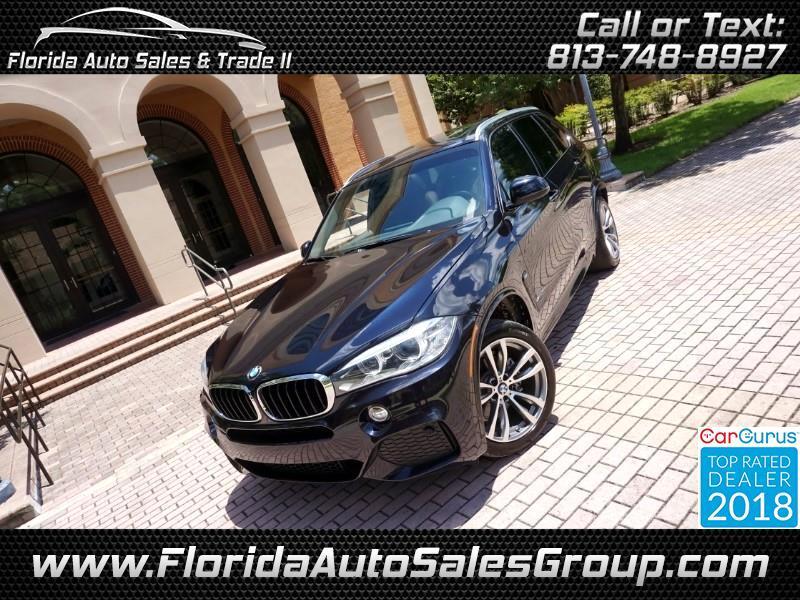2014 BMW X5 xDrive35i Sports Activity Vehicle