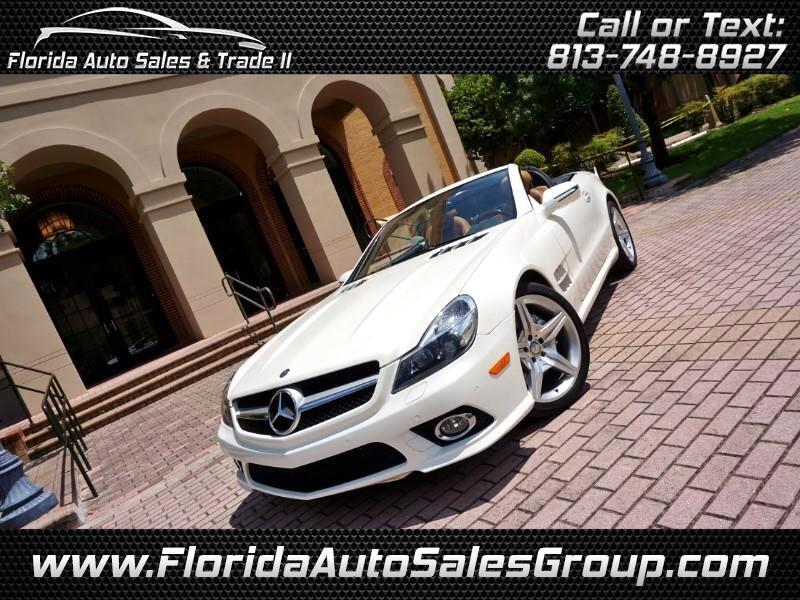 Mercedes-Benz SL-Class SL550 2011