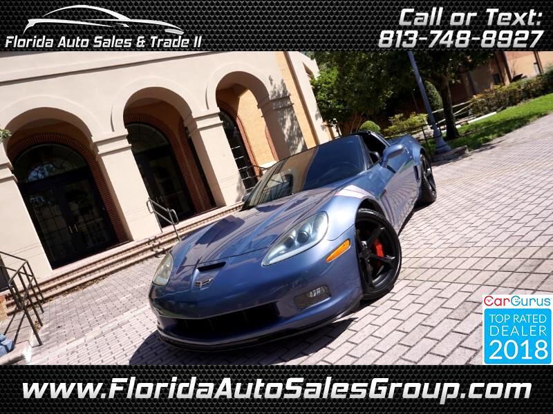 2012 Chevrolet Corvette Grand Sport w/2LT
