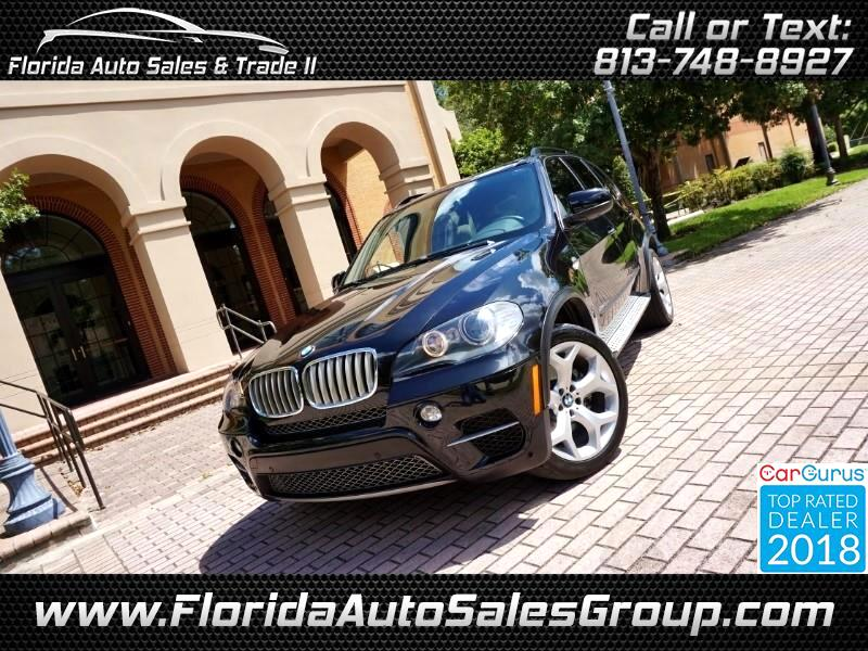 BMW X5 xDrive35d Sports Activity Vehicle 2011