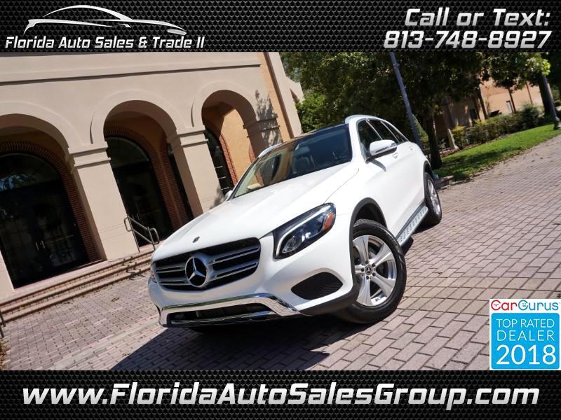 2017 Mercedes-Benz GLC-Class GLC300 4MATIC