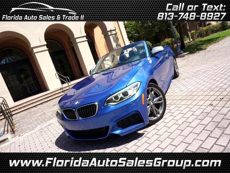 BMW 2-Series M235i Convertible 2016