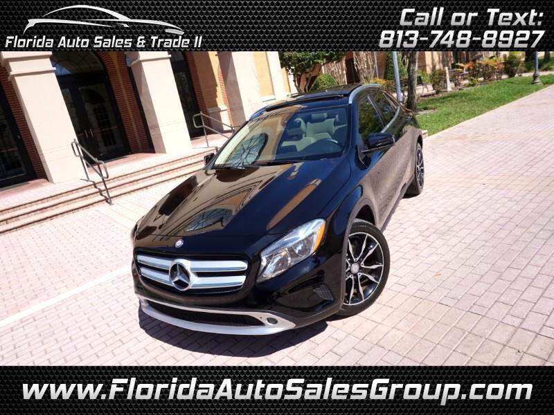 Mercedes-Benz GLA-Class GLA250 2017