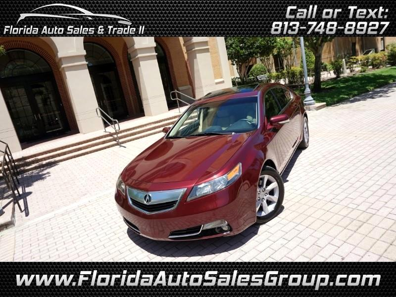 Acura TL 4dr Sdn Auto 2013