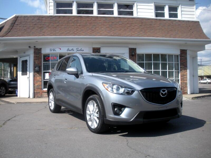 Mazda CX-5 Grand Touring AWD 2014