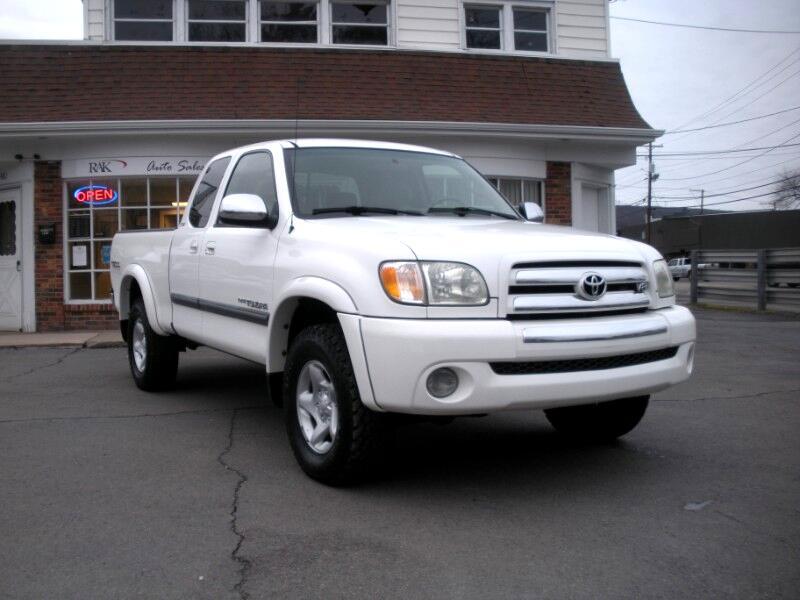 Toyota Tundra SR5 Access Cab 4WD 2003