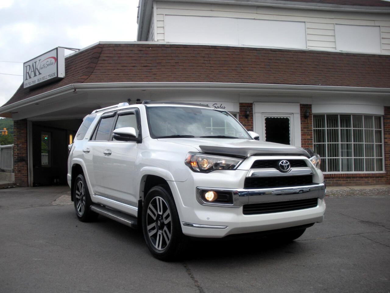Toyota 4Runner Limited 4WD V6 2014