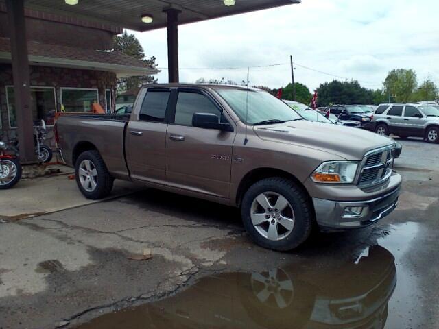 2009 Dodge Ram 1500 SLT QUAD CAB SLT