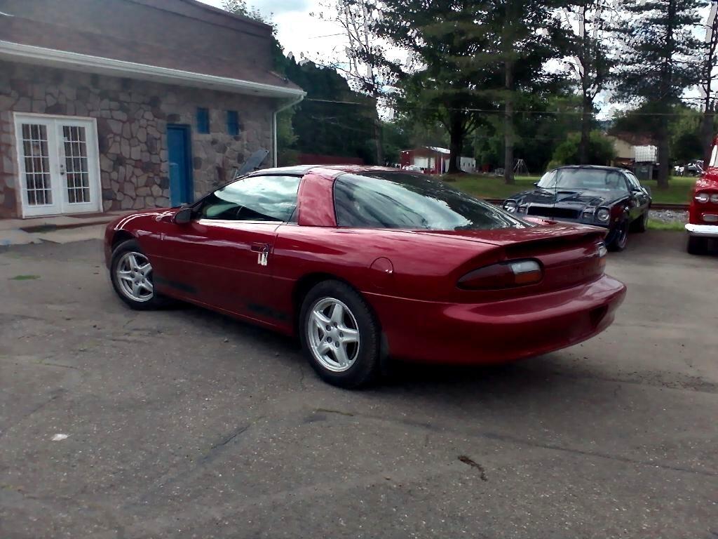 1998 Chevrolet Camaro