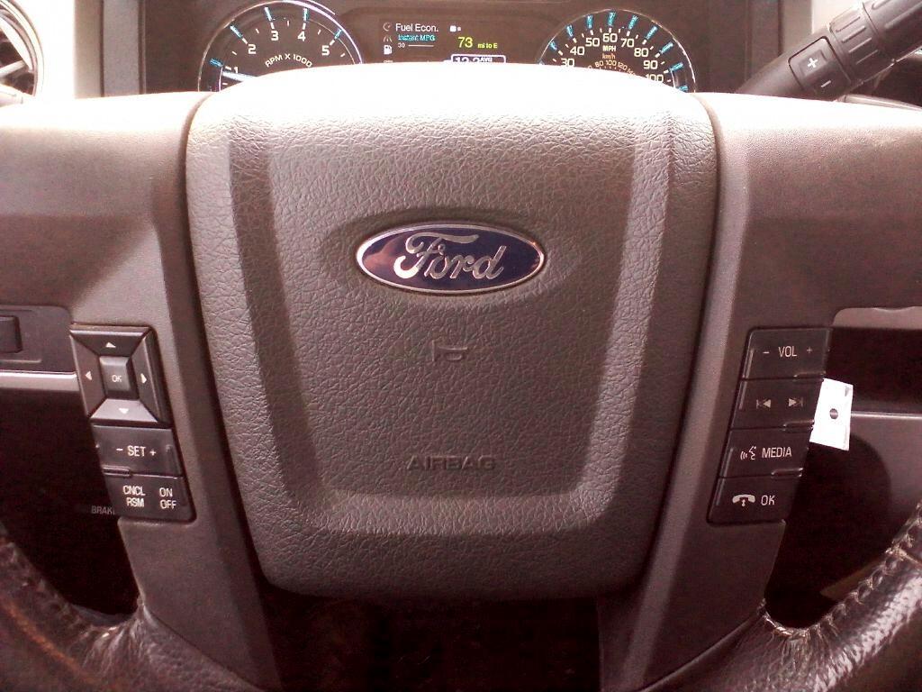 2011 Ford F-150 SUPERCREW