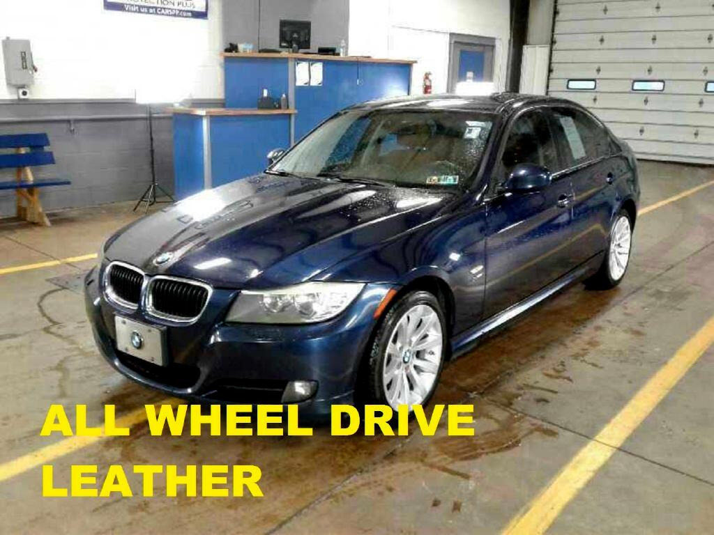 2011 BMW 3-Series XI SULEV