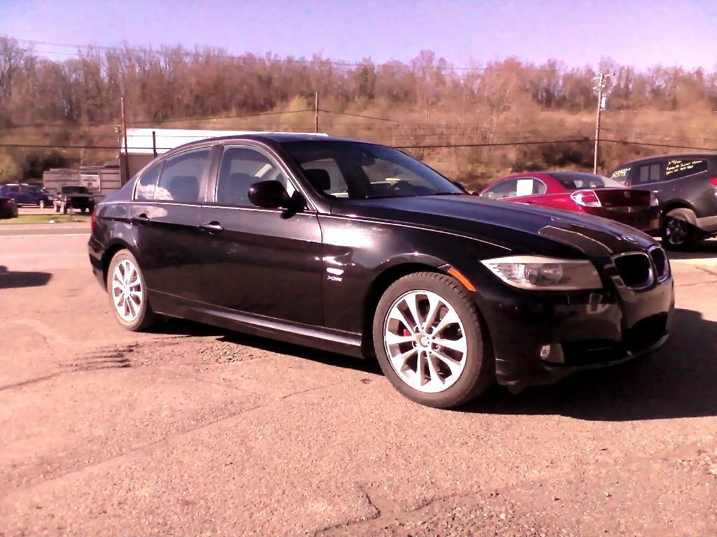 2011 BMW 3-Series XI SULEV