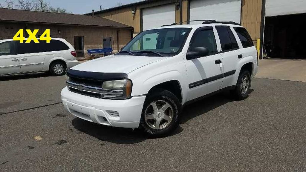 2004 Chevrolet Trailblazer >> Used 2004 Chevrolet Trailblazer Ls For Sale In Bloomsburg Pa